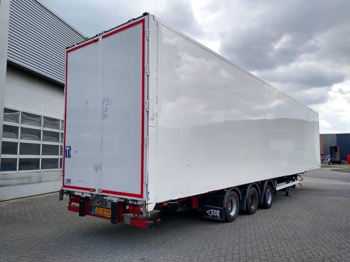 Van Eck PT-3LNN AIR FREIGHT / 3-AXLE / NL / TUV-APK - 2010