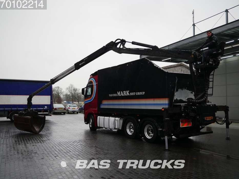 Volvo FH16 600 XL 6X2 NL-Truck VEB+ Liftachse Euro 5 - 2011 - image 2