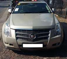 CTS Cadillac Stripping