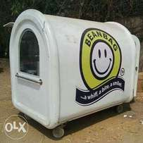 Food Cart (mobile kitchen) For Sale