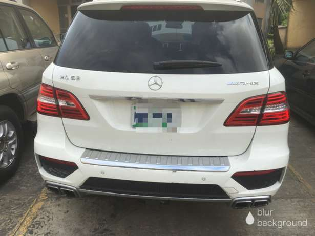 2012 Bought Brand New ML63 AMG Lekki - image 2