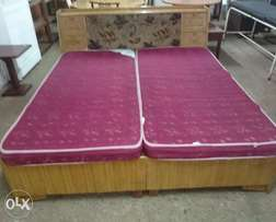 Double Bed 6'X6'