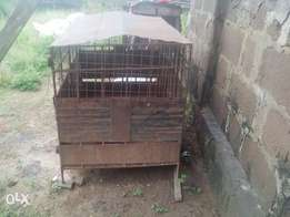 Rot iron cage for sale