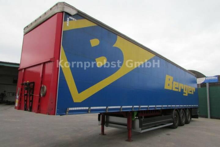 Berger SAPL 24 LTN - Tautliner - Zertifikat Nr.: 437 - 2014