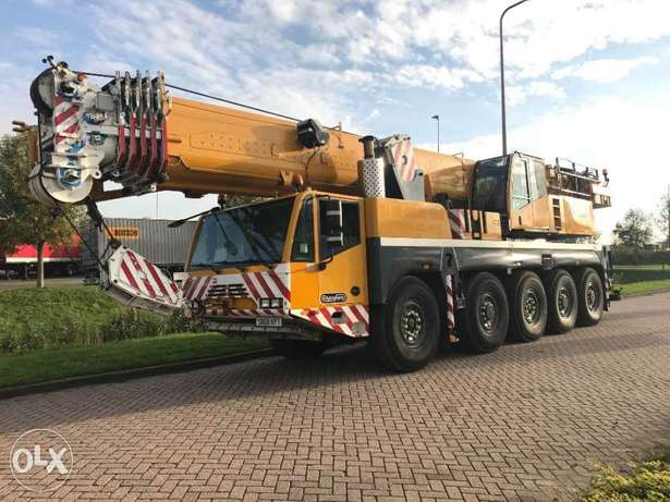 Terex AC120-1 - To be Imported Lekki - image 1