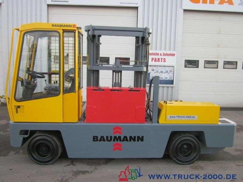 Baumann EHX 30/14/51 Seitenstapler Hubhöhe 5.10m 3.000KG - 2007 - image 7