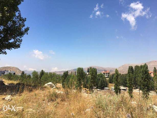 WONDERFUL Land in the Heart of Fakra with AMAZNING Neighborhood & View فقرا -  7