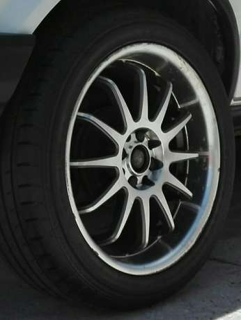 17s with tyres for sale Upper Woodstock - image 6