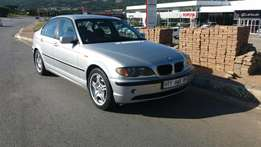 Bmw e46 car is running accident free