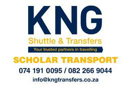 Reliable and Professional Scholar Transport in Pretoria East