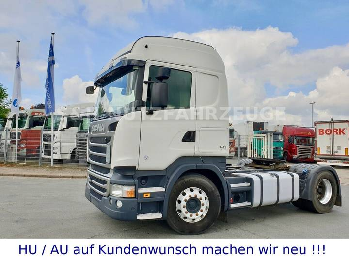Scania R 490 Highline Manual Euro 6 AddBlue Retarder - 2014