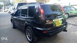Extremely clean Nissan xtrail kcc auto.