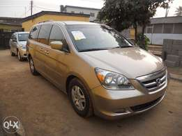 2006 Model Honda Odyssey Full Option
