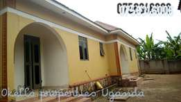 Beautiful single bedroom house in najeera at 300k