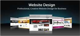 Corporate WEBSITE Design for your Business