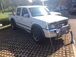 2005 Ford - Ranger II 4000 V6 XLE Double Cab 4X4