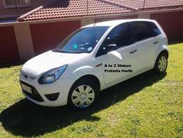 2012 Ford Figo 1.4 Ambiente Hatchback with the following km's 146677