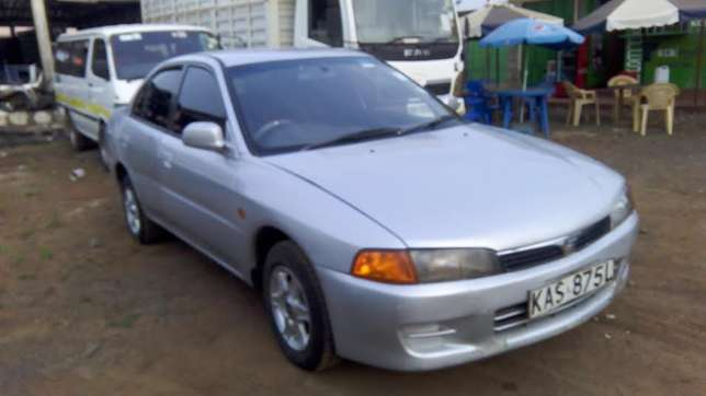 Mitsubishi lancer on quick sale 260k Ruiru - image 2