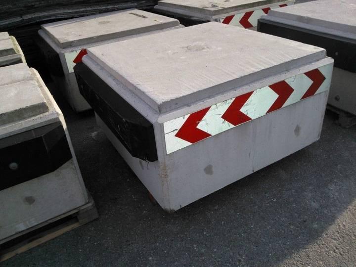 Betonblokken counterweight