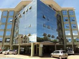1610 sq.ft office space for rent on the 1st floor in Westlands
