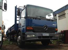 Mercedes Benz Atego 1317 now on special