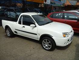 2005 model ford bantam 1.6xl,white,95 000km,for sale