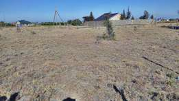 Plot for sale at Malaa Market,Kangundo Road