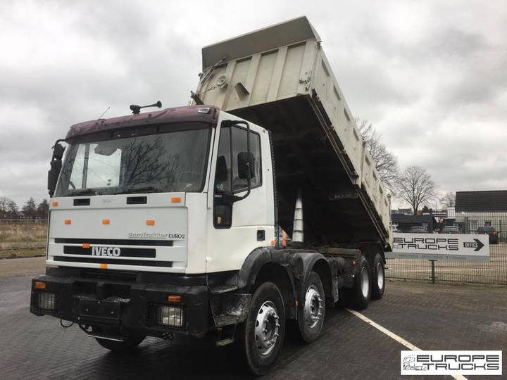 Iveco Eurotrakker MP340E37H Full Steel - Manual - Mech pump - 1996