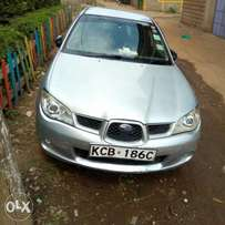 Quick sale on a very clean subaru impreza