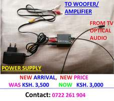 Optical Audio Converter KSH.3000/=