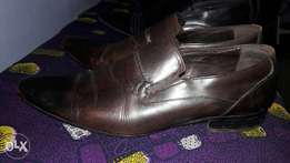 2 Pairs of Shoes Size 45