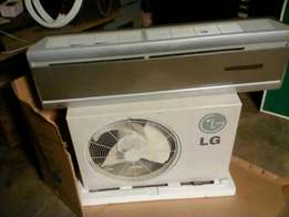 Lg ultra cool 24000Btu aircon for sale