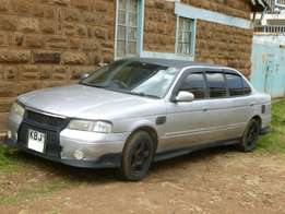 Nissan B15-Good for business and personal use
