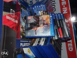 We buy used ps4 games