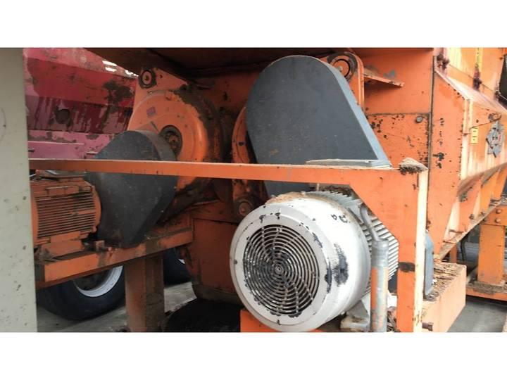 Zeno  ZDV 2500 x 2000 hout schredder - 1996 - image 5