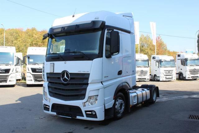 Mercedes-Benz Actros 1845 LSNRL EURO 6 LOWDECK - 2015