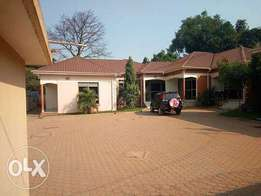A two bedrooms for rent in Naalya