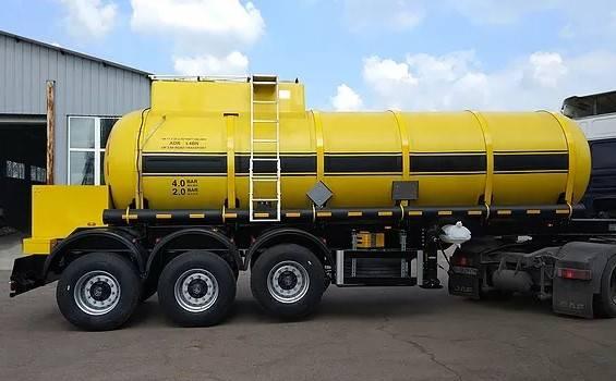 Varz NPC 2718 - 22 qm composit ACID / potassium ammonia mixture tanker - 2019
