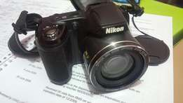 Nikon High Zoom Bridge Camera