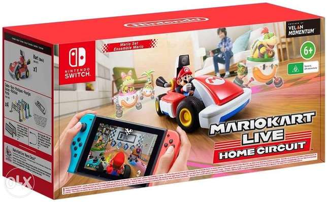 Mario Kart Live Home Circuit for Nintendo Switch!