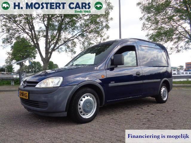 Opel Combo 1.6 * LPG G3 * NIEUWE BANDEN * APK * MEENEEM - 2002