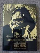 Limited collectors edition King Kong PC game