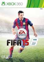 used FIFA 15 PES 13 and PES 14 for Xbox 360