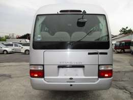 Toyota Coaster bus,29 seaters .Cash,finance or trade-in.