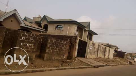 3 bedroom flat at Obiwale close Eleyele Ibadan Ibadan North West - image 1