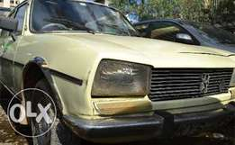 Peugeot 504 body for sale with logbook good for Ex -Gk project