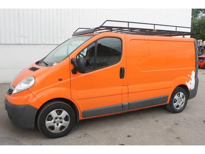 Opel Vivaro Bedrijfswagen - 2009