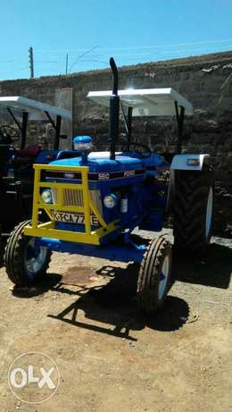 Tractor ford 5610 Elgonview - image 5