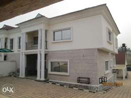 Five Bedroom Semi-Detached Duplex For Sale In Gwarinpa Estate, Abuja
