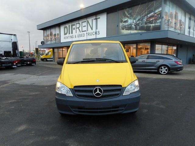 Mercedes-Benz Vito 110 CDI - 2014 - image 9